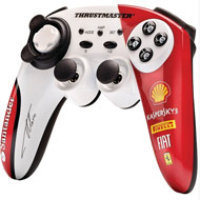 Thrustmaster Playstation(R)3/pc Ferrari(R) Wireless F150 Italia Alonso Edition Gamepad