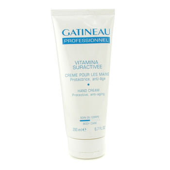 Gatineau Vitamina Suractivee Hand Cream (Salon Size) 200ml/6.7oz