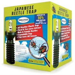Tanglefoot Expandable Japanese Beetle Trap With Lure
