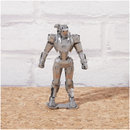 MetalEarth Marvel War Machine 3D Model
