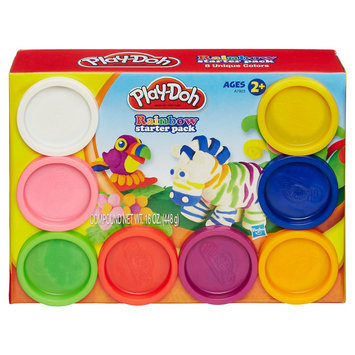 Play-Doh Rainbow Starter Pack