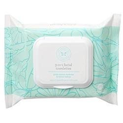 The Honest Co.  3-in-1 Facial Towelettes