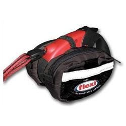 Flexi Usa Inc Leash Accessory Bag Black