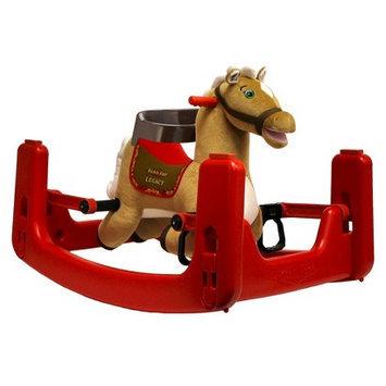 Tek Nek Toys Rockin Rider Legacy Grow-with-Me Pony
