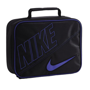 Nike Kids - Insulated Zip Lunchtote (Game Royal) - Bags and Luggage