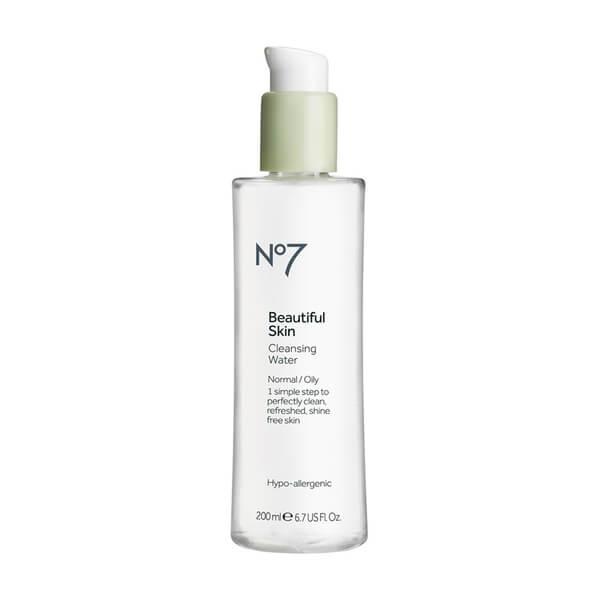 No7 Beautiful Skin Cleansing Water