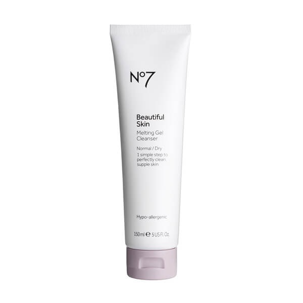 No7 Beautiful Skin Melting Gel Cleanser