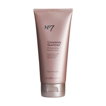 No7 Completely Quenched Moisturising Body Lotion