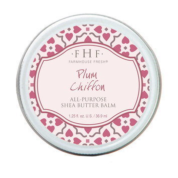 FarmHouse Fresh Plum Chiffon All Purpose Shea Butter Balm 1.25 oz