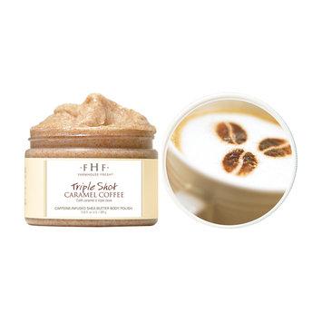 Farmhouse Fresh Body Polish - Triple Shot Caramel Coffee 385g/13.6oz