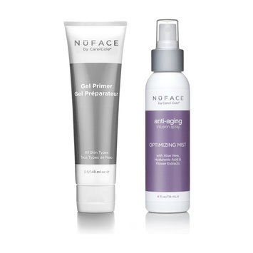 Nuface Optimizing Mist & Gel Primer