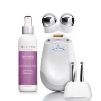 NuFace Trinity with ELE Attachment and Optimizing Mist