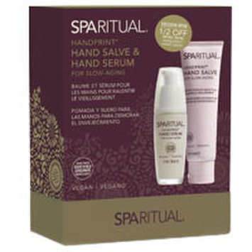 SpaRitual - Handprint Hand Salve/Serum Duo (N/A) - Beauty