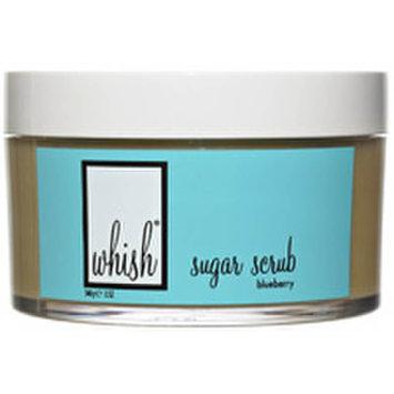 Whish Body Products Whish Three Whishes Sugar Scrub Blueberry 12 oz