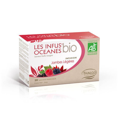 Thalgo Les Infus' OcEanes Light Legs Infusion, 20 sachets