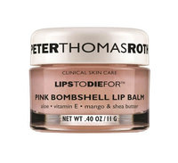 Peter Thomas Roth Lips To Die For Pink Bombshell Lip Balm
