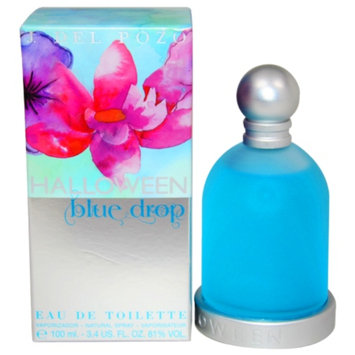 Perfume Worldwide, Inc. Women's Halloween Blue Drop by J. Del Pozo Eau de Toilette Spray - 3.