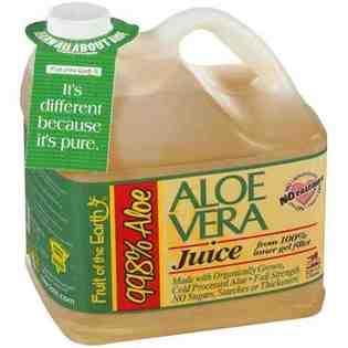 Fruit Of The Earth Aloe Vera Juice