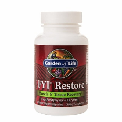 Garden of Life FYI Restore Muscle & Tissue Recovery