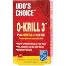 Udo's Choice O-Krill 3 Pure Omega 3 Krill Oil - 60 Capsules