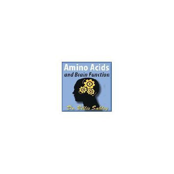 Amino Acids and How they Effect Brain Function CD