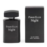 Perry Ellis Night Eau de Toilette Spray - Men's (Orange/Black/Citron)