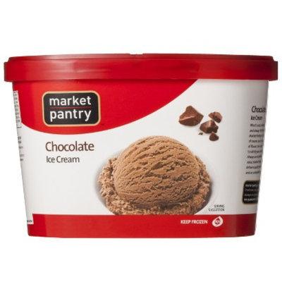 market pantry MP ICE CREAM 48-OZ. CHOCOLATE