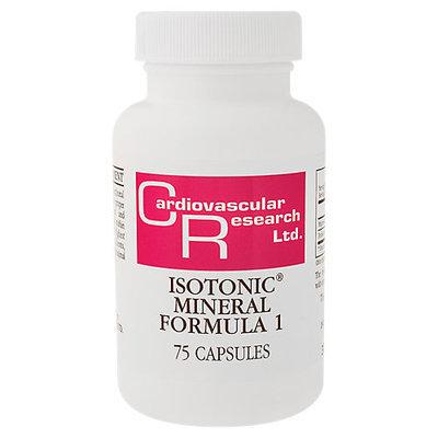 Ecological Formula Isotonic Mineral Formula 75 caps