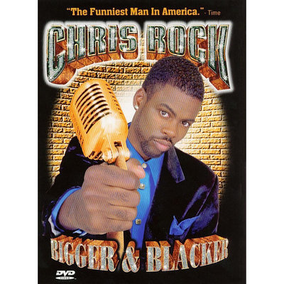 Rock C-bigger & Blacker [dvd/scene Access/biography] (hbo Home Video)