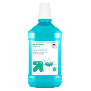 Vijon up & up Antiseptic Mouthwash - Blue (1.5 L)