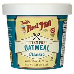 Bob's Red Meal Gluten Free Oatmeal - Classic