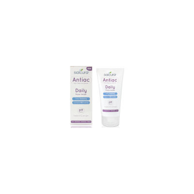 Salcura - Eczema, Psoriasis & Acne Salcura Antiac Clearawash Daily Cleansing and Clearing Face Wash