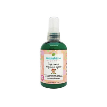 Mambino Organics 1223411 Bug Away Insect Repellent Spray 4 Fl Oz