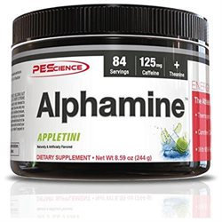 PES Alphamine - 84 Servings Appletini