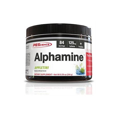 PES Alphamine - 84 Servings Appletini