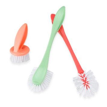 Loop Dish Brushes (Set of 3)