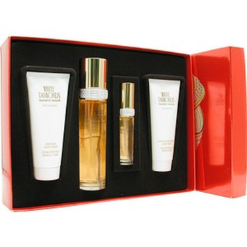 White Diamonds by Elizabeth Taylor Eau de Toilet Spray/ Eau De Parfum Spray/Body Cream/Body Wash