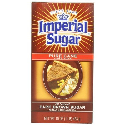 Imperial ® Imperial Dark Brown Sugar, 1-Pound (Pack of 8)
