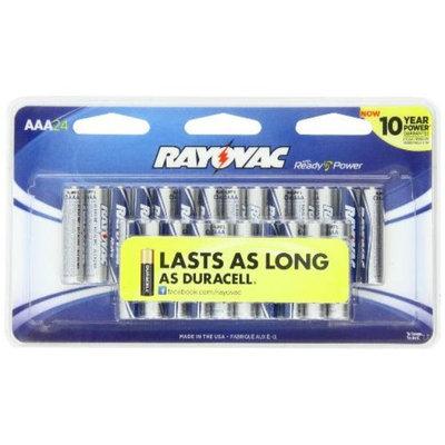 RAYOVAC RVC82424CF2B Rayovac Alkaline Batteries