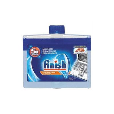 FINISH Dishwasher Cleaner, Fresh, 8.45 Fl Oz