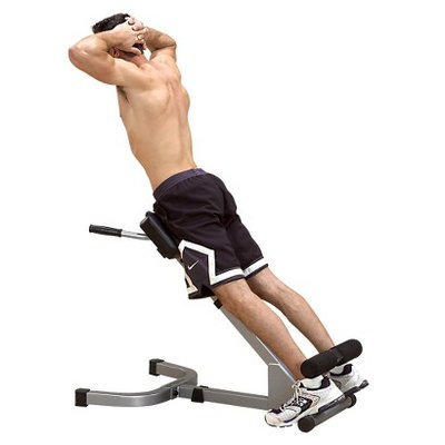 Powerline PHYP200X 45 Degree Back Hyperextension