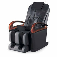 Inner Balance Black Massage Chair - MC730