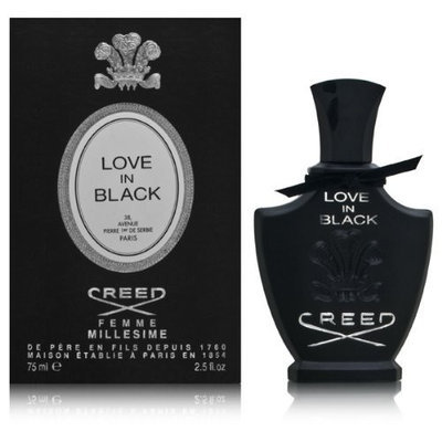 Love In Black By Creed for Women Millesime Spray, 2.5-Ounce
