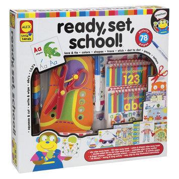 Alex Ready, Set, School