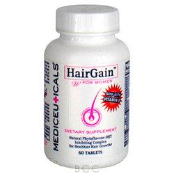 MEDIceuticals W HairGain Nutritional Supplement 60 piece