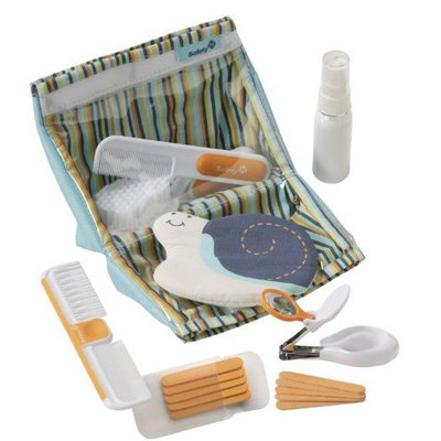 Safety 1st Baby's 1st Complete Grooming Kit (Discontinued by Manufacturer)