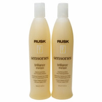 Rusk Sensories Brilliance Shampoo - Double Pack, 1 set