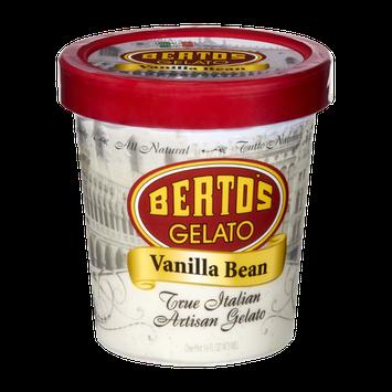 Berto's Vanilla Bean Gelato