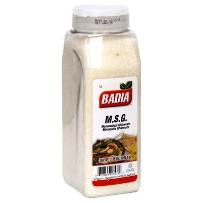 Badia Spices inc Msg, 1.75-pounds (Pack of 3)