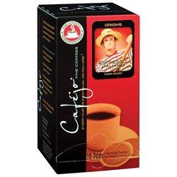 Cafejo CBS1024 Espresso Italiano Coffee Pods 72-Pack
